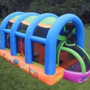 GALAXY SPORTS ARENA bouncer